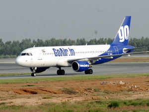 IndiGo operated by Interglobe Aviation uses 'goindigo.in' as its web address name while Wadiagroup's GoAir uses 'goair.in'.