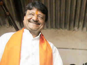 Vijayvargiya, who currently holds industry portfolio, bagged 89,848 votes as against 77,632 secured by his nearest rival. (BCCL)