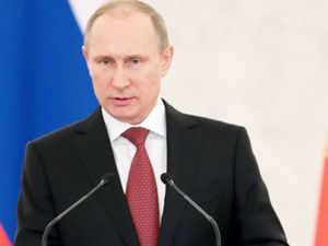 In his message of condolences earlier, Putin had said that Mandela's name was inextricably linked to a whole era of Africa's modern history against apartheid.