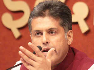 Replying to a question in the Lok Sabha, I&B Minister Manish  Tewari said it had received a representation from News Broadcasters Association to reconsider the decision as per which security clearnce is given.