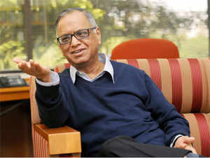 Brokerage firm Cowen & Co Equity Research, which met Murthy recently, said in a report that he may continue as the chairman of the company for only three out of the five years designated by the Board.