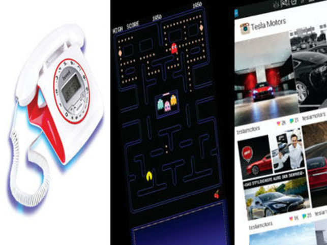 Retro gaming fans will love this. Namco Bandai, the creator of the game, has come out with a version for BlackBerry 10.
