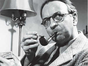 Raymond Chandler became a detective fiction writer after losing his job during the Depression.