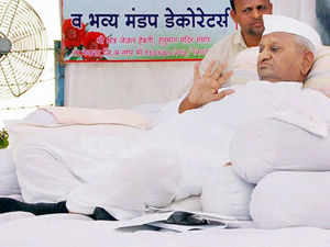 Hazare said he would break his fast after the Lok Sabha passes the legislation tomorrow of which he was confident.
