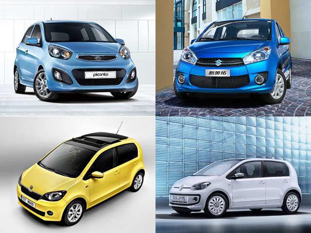 Maruti Suzuki Cervo Upcoming Cars Of 2014 Under Rs 5 Lakh The