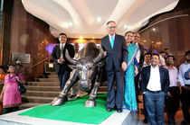 Brokerages like JPMorgan, Nomura, Barclays and BNP Paribas upgrade stock post Narayana Murthy return