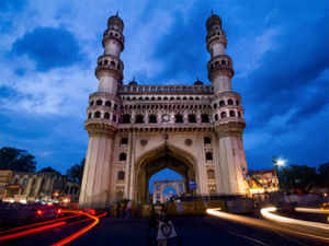 Hyderabad emerged the hot favourite among Indians this yr as it turned out to be the most 'searched for' city on search engine giant Google in 2013.