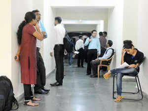 A salary of Rs 5-10 lakh and a chance to work as assistant professors and researchers are good motivation for students.