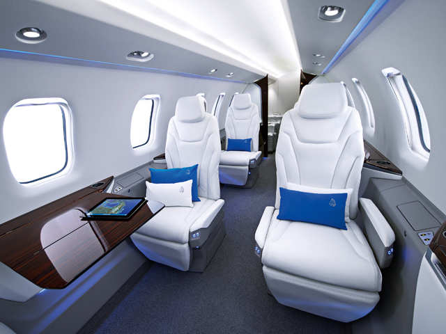 Cabin space