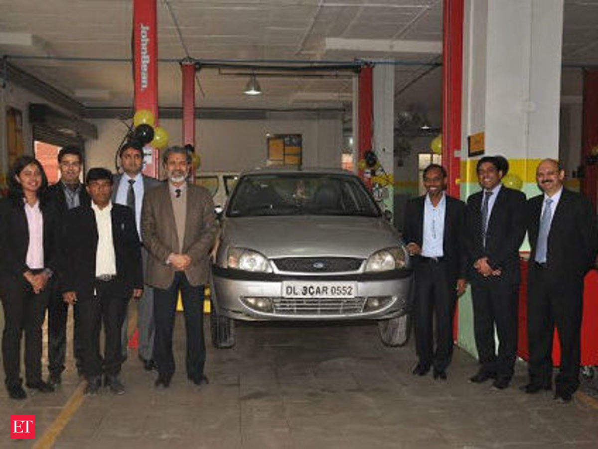 Mahindra First Choice Services Opens Four New Workshops In Ncr The