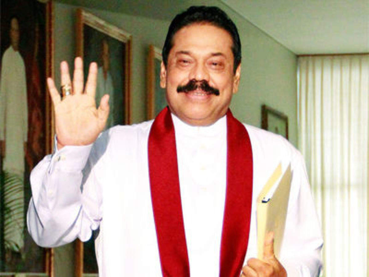 Mahinda Rajapaksa calls for homegrown solution for Tamil issue - The