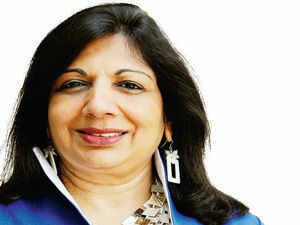 Biocon chairman Kiran Mazumdar-Shaw was named to the board of directors of Infosys last week, the day the company saw one of its most high-profile exits.
