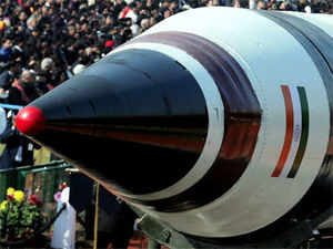 India today test-fired its nuclear-capable Agni-III ballistic missile with a strike range of more than 3,000 km as part of a user trial by the Army