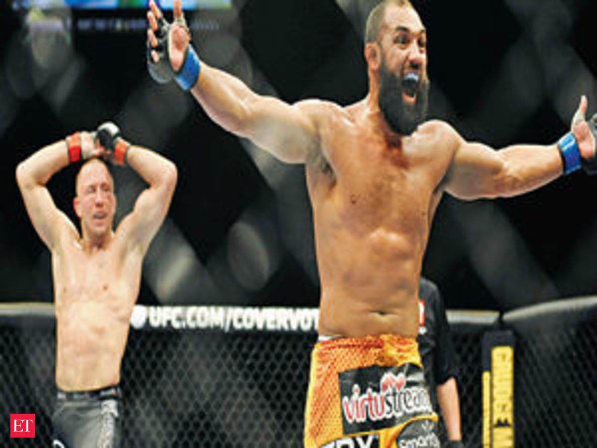 Finally, professional combat sports become popular - The