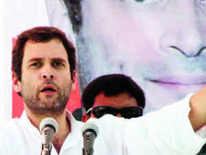 Until now, Rahul's mother and Congress chief Sonia Gandhi used to chair such strategy sessions with party chief ministers.