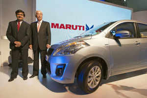 Maruti eyeing presence in one lakh villages by March