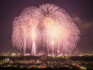 Dubai is gearing up to celebrate new year's eve with a record-breaking extravaganza that aims to light up the city's skyline with spectacular firework displays.
