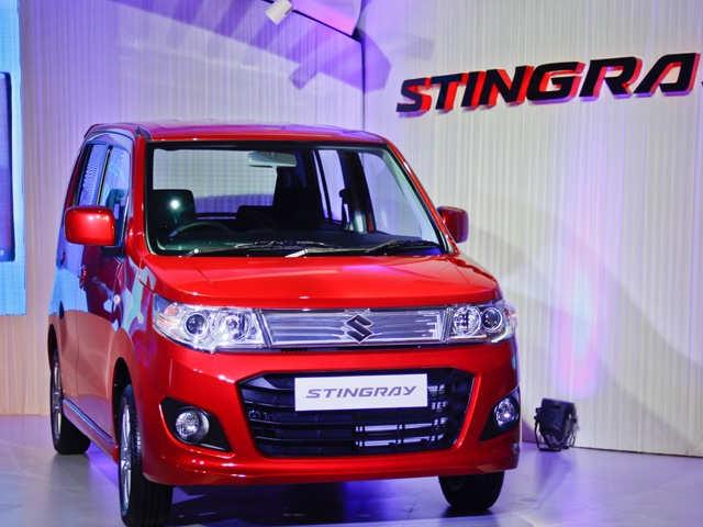 Interior Design Maruti Wagon R Stingray Is It Worth The Extra