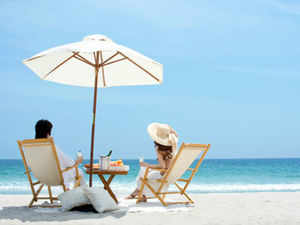 Such services are also popular with luxury holiday goers whose travel plans are unaffected by the rupee movement