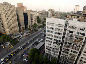 Sky new limit for Delhi's growth