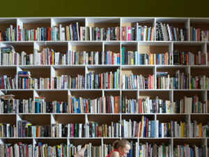 So what are the kind of services they offer? The Eternal Library creates extremely personalised library systems.