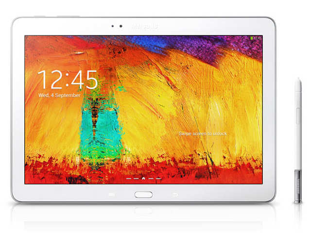 Multi Window option - ET Review: Samsung Galaxy Note 10 1