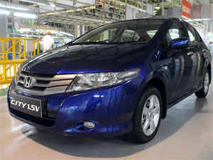 The first new model from the Honda stable to hit the roads on January 7 will be its highest selling sedan, City.