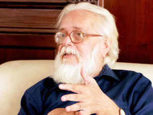 Father of Indian cryogenic tech, Nambi Narayanan, laments 'outside forces' for derailment of rocket propulsion project.