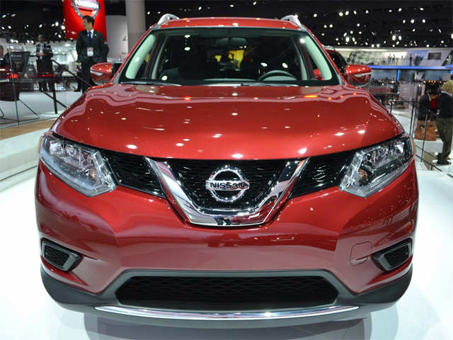Branded As The Nissan Rogue India Bound 2014 Nissan X Trail Suv