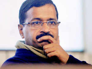 Arvind Kejriwal hit back at AAP MLA Vinod Binny, questioning why the latter had not raised his issues related to the party's functioning in meetings.