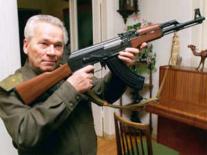 If My Ault Took People S Lives That Means I Mikhail Kalashnikov