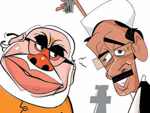 Narendra Modi is Dabangg hero, Arvind Kejriwal angry young man: Meghnad Desai