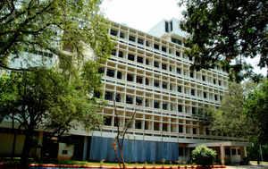 IIT Madras students work on satellite to preempt tremors