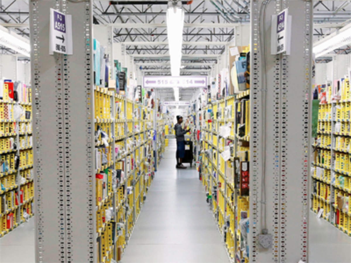 Amazon opens its second stock and store 'Fulfillment Center