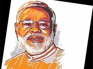 """Narendra Modi is a godsend to upper-caste voters of the Gangetic plains. The moment he underscores his backward caste identity within the larger Hindutva fold, the bigger """"Hindu hridaya samrat"""" he becomes."""