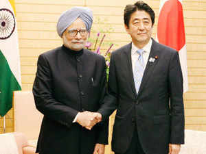 Japanese Prime Minister Shinzo Abe welcomed India's consideration to relax visa requirements for ordinary passport holders of his country.