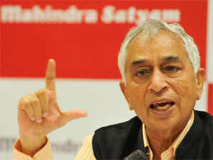 """Asked when Tech Mahindra would reach the 1-lakh mark, Nayyar said: """"Its a matter of a year or so. I don't see it as a very big deal."""""""