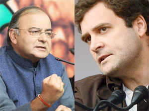 In a point-by-point rebuttal to the Gandhi scion's interview, Jaitley said that Congress Vice President has 'exposed his own inadequacies'.