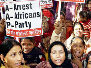 Delhi law ministerBharti'svigilantismundermines the basis of India-Africa ties: our resolve to fight prejudices and racism jointly.
