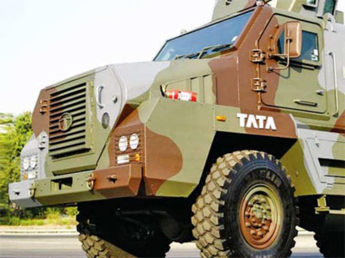 Army Heavy Duty Trucks : Tatas to bag rs k cr army contract supply heavy duty