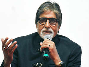 """Bachchan said he could not reply immediately, but it made him feel """"this impression is on the mind of the people…"""""""
