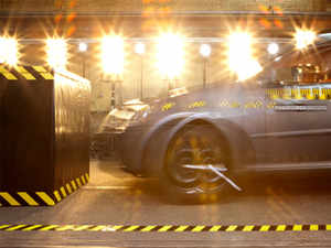 Four of five small cars popular on the Indian market last year, including the famous Tata Nano, failed the crash tests.