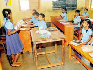 In the Pune division, the number of kids who could do basic maths in classes III to V has dropped from 79.9 per cent in 2011 to 29.9 per cent in 2013. After the implementation of the Right to Education (RTE), the quality of learning has dropped.