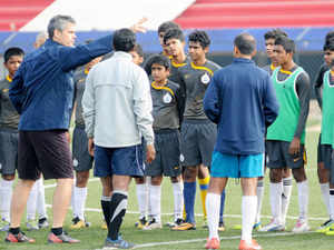 The number of clubs breaking into the Second Division and I-League is few. I-League, this season, failed to have a 14th team.