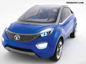 (In Pics:SUV Nexon)Tata Motors President Passenger Vehicles Ranjit Yadav said the aim for the company was to become the 4th in passenger vehicle market in India.