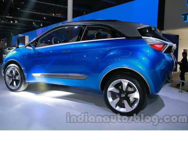 Tata Nexon Concept Mini Suv Interesting Features Tata