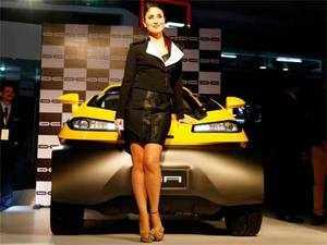 Auto Expo 2014 Dc Design Unveils Two Cars Eleron Tia Sales To