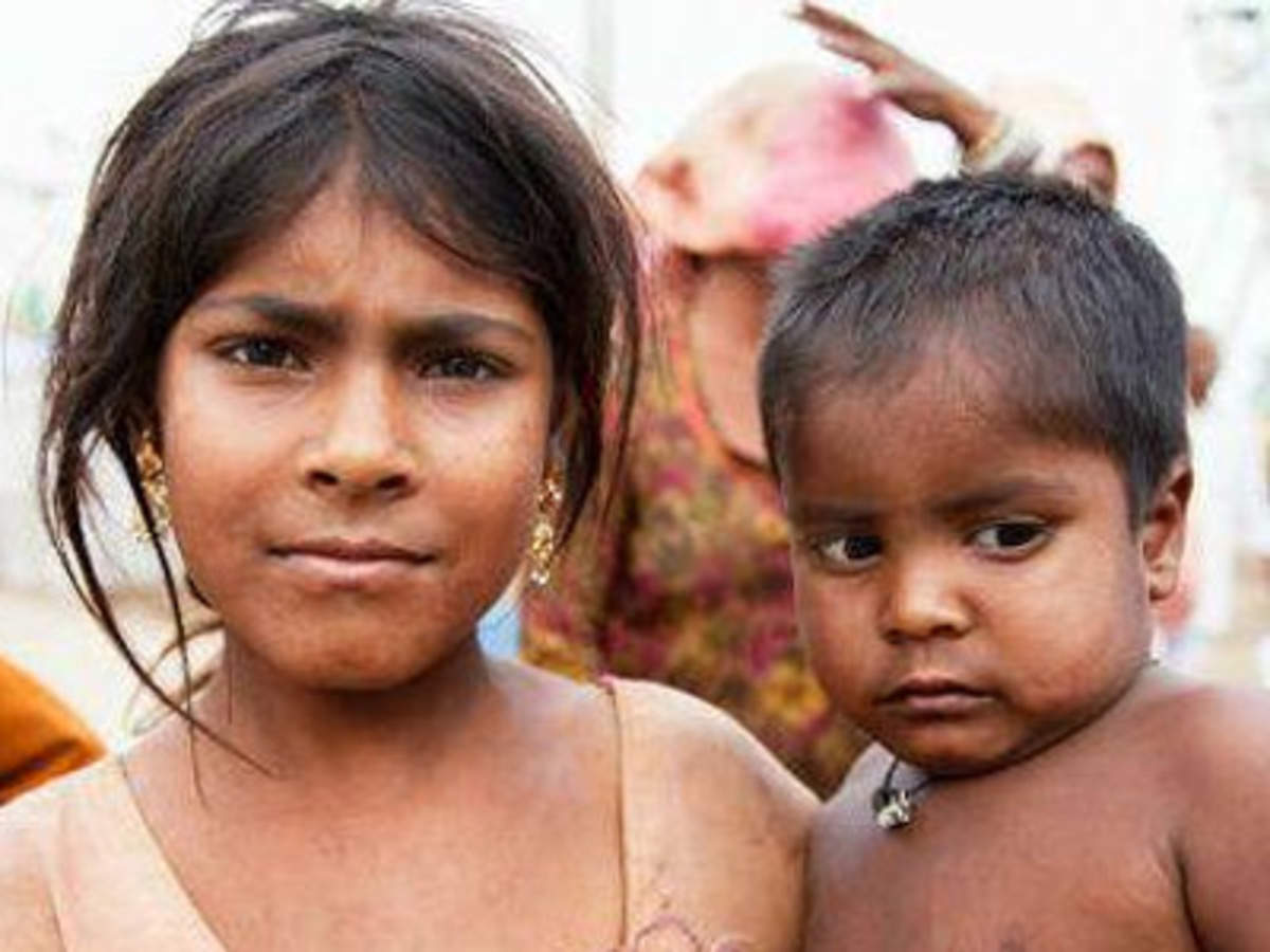 50 per cent below age of 5 undernourished in Haryana - The