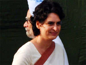 Priyanka Gandhi-Vadra's role in Congress election campaignextends to taking calls on matters of high strategy and planning the poll publicity
