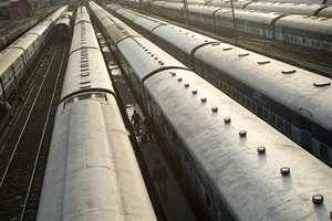 High Tech Train Enquiry System To Be Launched In Hyderabad